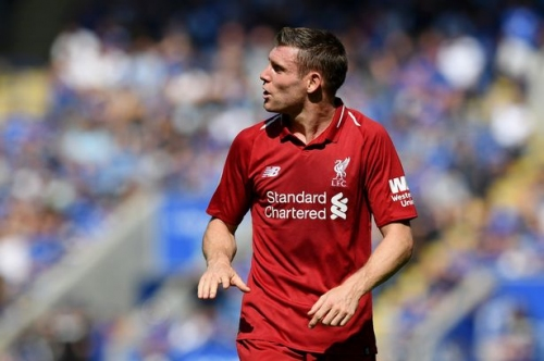 James Milner has a message for Leeds United fans amid Liverpool exit rumours