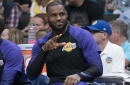 Lakers News: Luke Walton Hopes To Keep Minutes At 'Reasonable Number' For LeBron James