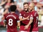 How West Ham United could line up against Tottenham Hotspur