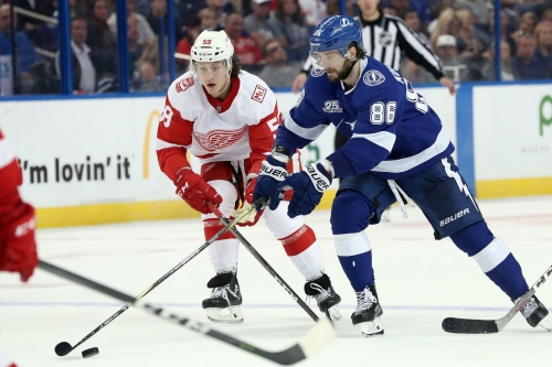Morning Skate: Red Wings @ Lightning — Preview and How to Watch