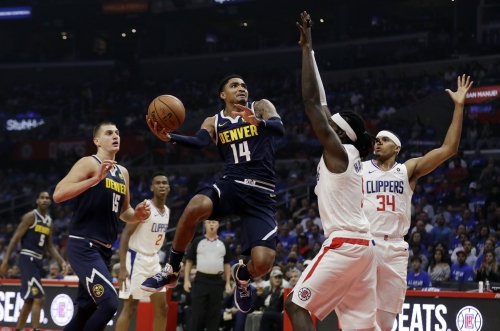 Nuggets' Gary Harris on clutch win over Clippers: 'There's a different vibe right now'