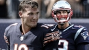 Bears QB Mitchell Trubisky excited to face Tom Brady for first time