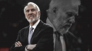 Gregg Popovich says he could coach 10 more years or retire in a month