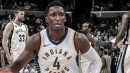 Victor Oladipo says Pacers 'could be really special' following win vs. Grizzlies