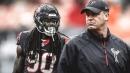 Texans coach Bill O'Brien wants Jadeveon Clowney to limit penalties