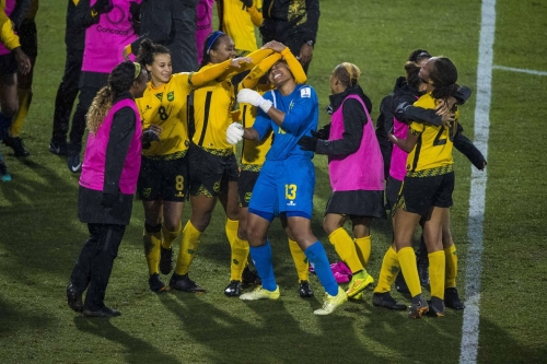 Major Link Soccer: Reggae Girlz are going to the World Cup