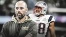 Matt Nagy says Patriots DE Trey Flowers is a 'big-name guy' in coaching world