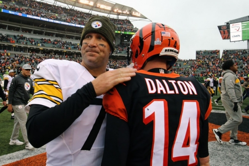 How NFL realignment might be the only way to end the bad blood between the Steelers and Bengals