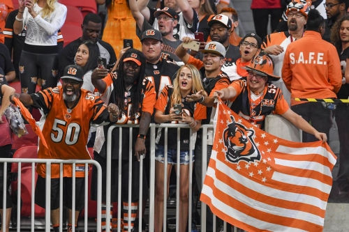 How Bengals and Chiefs fans see Week 7, plus the confidence level in Cincinnati