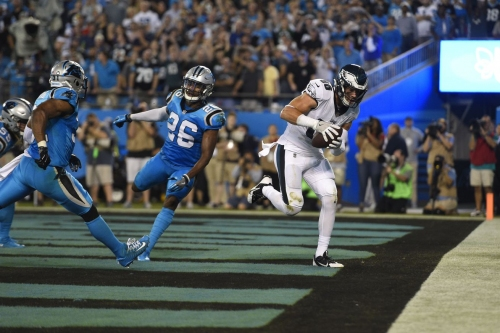 Eagles vs. Panthers Game Preview: Five questions and answers with the enemy
