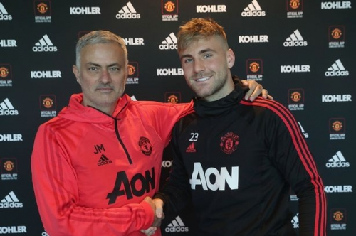How Luke Shaw earned his new Manchester United contract