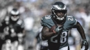 Wendell Smallwood doesn't think Eagles need to add another running back