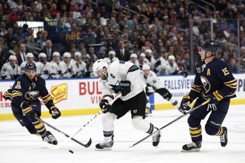 Complete Coverage: Sabres at Sharks | Game 7