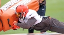 Browns starting CB E.J. Gaines in concussion protocol, will likely miss the Bucs game