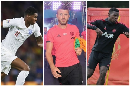 Manchester United news and transfers LIVE Luke Shaw reacts to new contract plus Chelsea team news
