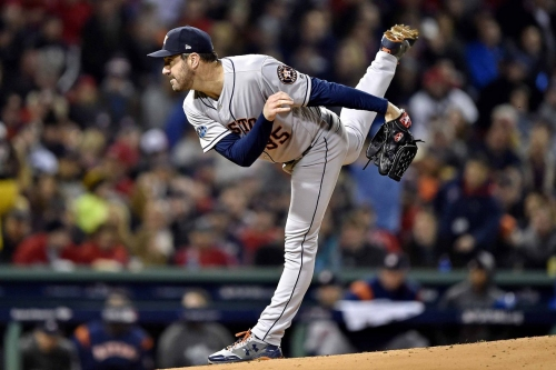 Verlander in October: A History of the Astros' Ace in the Playoffs
