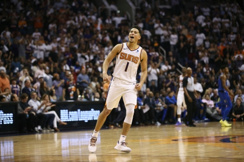 Devin Booker's final 5 minutes against Mavericks were the sort of thing that makes legends