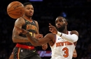 Locked on Knicks, Episode 356: Knicks literally son Hawks all the way to death