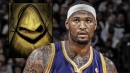 Video: Warriors' DeMarcus Cousins played the role of 'Boogie Man' for kids at the park