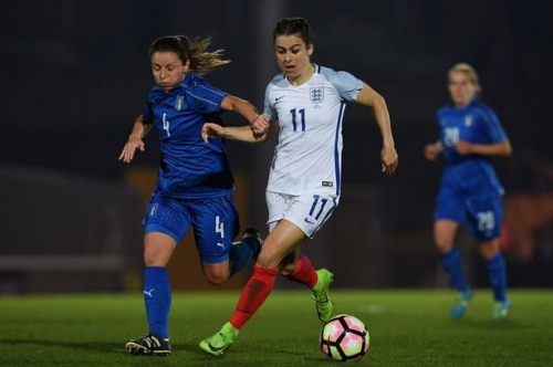 Karen Carney subjected to vile rape and death threats on Instagram as FA demands action