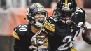 James Conner describes relationship with Le'Veon Bell