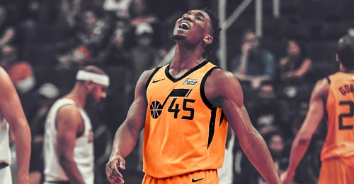 Donovan Mitchell emphatically states the goal for Utah is a championship