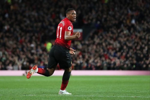 Anthony Martial 'rejects several contract offers' from Manchester United