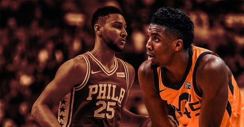 Donovan Mitchell wants to improve passing after hearing criticisms when compared to Ben Simmons' playmaking