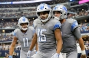 Detroit Lions' Golden Tate: Don't give Albert Wilson YAC title just yet