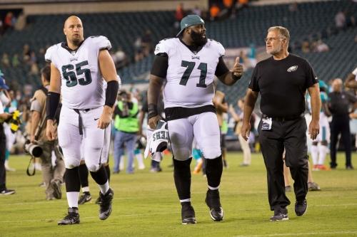 Eagles Injury Report: Updates on Lane Johnson, Jason Peters, Jalen Mills, more