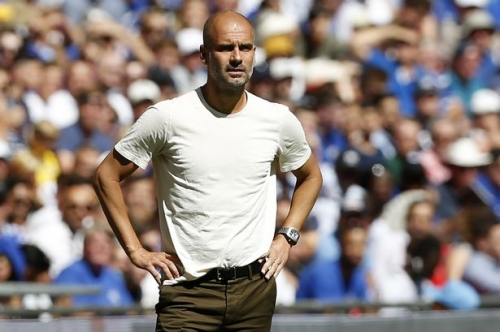 Man City fans send Pep Guardiola January transfer message