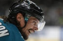 Things to know: the heir to Sharks' Erik Karlsson is eager to face his idol