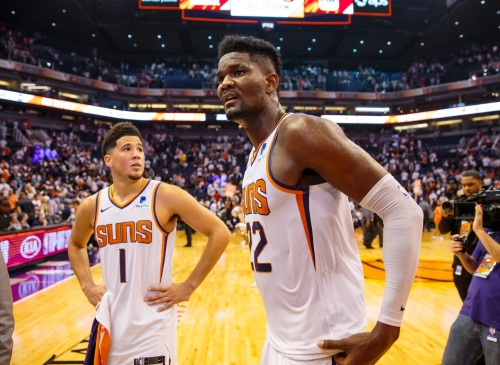 21 questions after the Phoenix Suns' 21-point win over the Dallas Mavericks