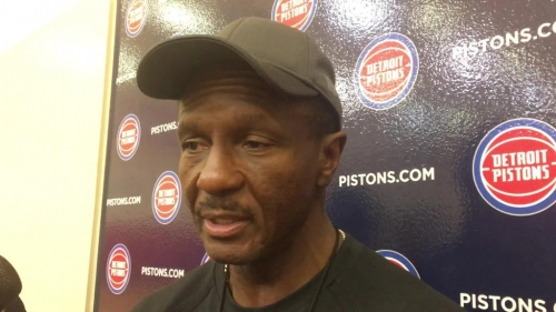 Detroit Pistons' Dwane Casey: A lot of teaching moments in season-opening win over Nets