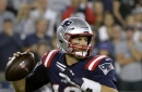 Patriots' Brady looking to stay unbeaten against Bears