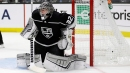 Kings activate Jonathan Quick off IR, assign Peter Budaj to AHL