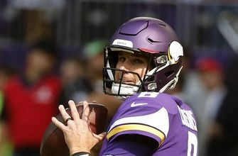 Jets don't have revenge in mind for snub by Vikings' Cousins