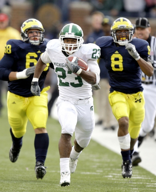 Couch: Michigan State's win at Michigan 10 years ago set the course for a changed rivalry