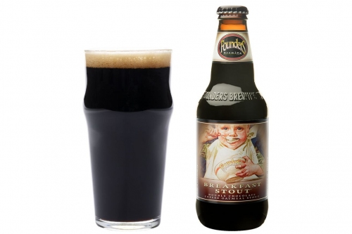 Arrowhead Pride Beer of the Week: Founders Brewing Co. Breakfast Stout
