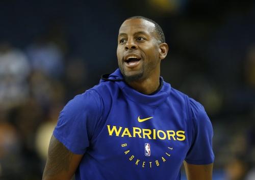 Warriors Report: Will Andre Iguodala play against Utah?