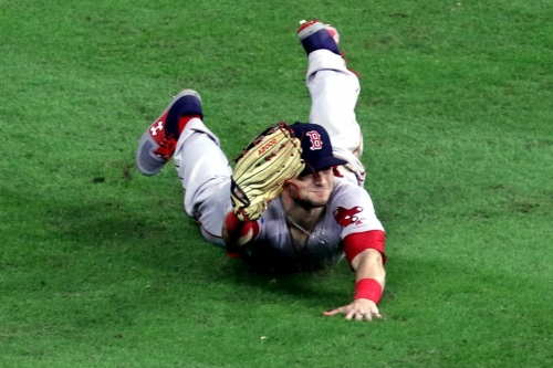 2018 American League Championship Series: Red Sox vs. Astros Game 5, 7 p.m. CT