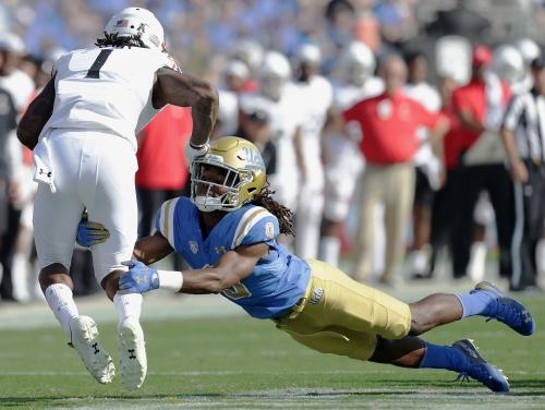 UCLA football's defensive depth shows as redshirt freshmen step up