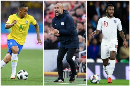 Man City news and transfers RECAP Kevin de Bruyne faces fitness test and Benjamin Mendy latest