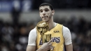 Lakers news: Lonzo Ball believes 'a championship' is realistic this year
