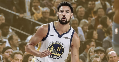 Warriors SG Klay Thompson will not be 'College GameDay' guest picker as previously rumored