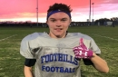 'Fitz' fits: Catalina Foothills sophomore fueled by passion for football, favorite NFL team