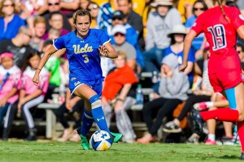 UCLA Women's Soccer: Bruins Look to Maul Oregon Ducks