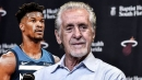 Pat Riley tells Heat he's pulling plug on Jimmy Butler, Timberwolves trade
