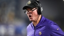 Vikings' Mike Zimmer deals with reduced vision in eye that 'won't get any better'
