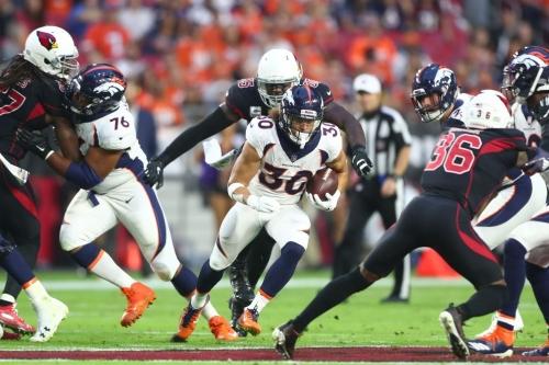 Arizona Cardinals vs Denver Broncos Second Half Game Thread